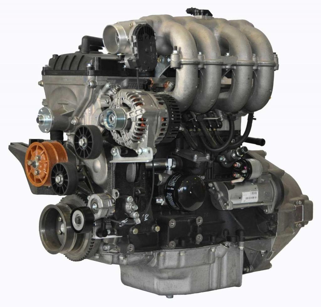ремонт двигателя змз 406