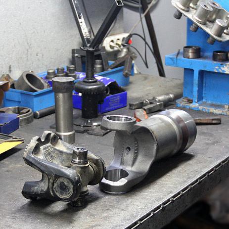 ремонт кардана рено